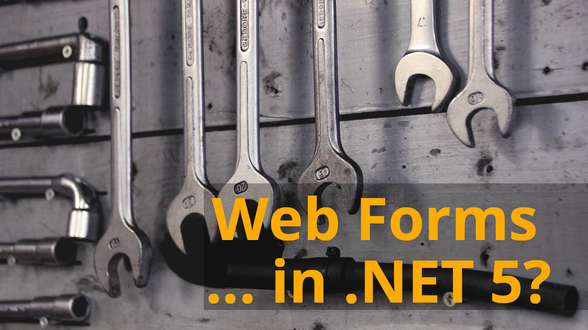 Web-Forms-NET-5-2