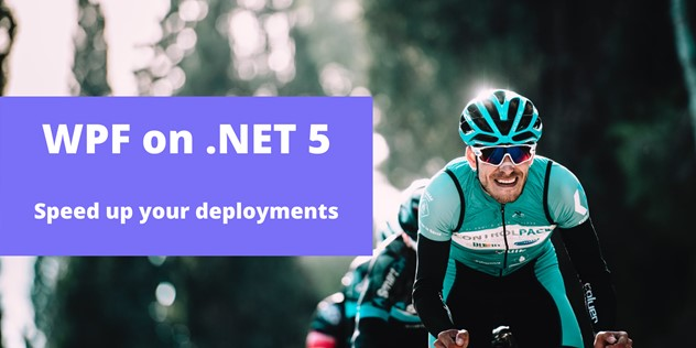 It Takes More Than .NET 5 to Make WPF Current