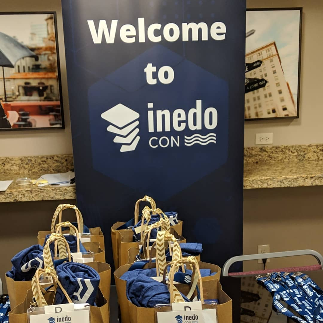 Thank You for Attending InedoCon 2019